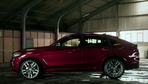 Noul BMW X4 - Design