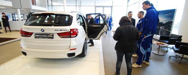 Noul BMW X5 a fost lansat la Proleasing Motors Ploiesti