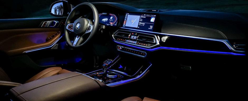 Noul BMW X5 este mai bun ca oricand. 10 echipamente si tehnologii care pe noi ne-au convins