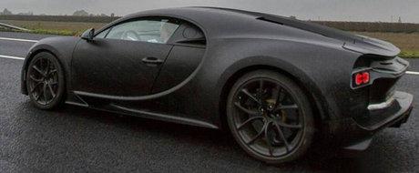 Noul Bugatti Chiron promite o viteza maxima de 467 km/h, anunta ultimele zvonuri