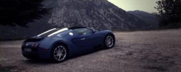 Noul Bugatti Veyron Grand Sport