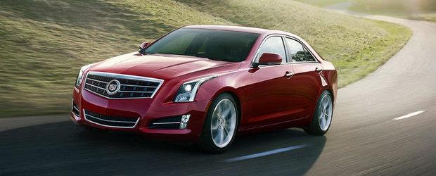 Noul Cadillac ATS costa 33.990 dolari