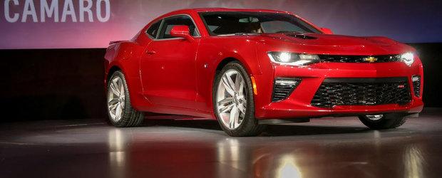 Noul Chevrolet Camaro aduce muscle car-ul in secolul XXI