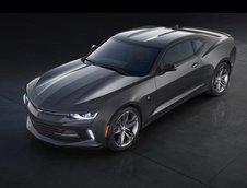 Noul Chevrolet Camaro