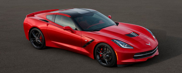 Noul Chevrolet Corvette Stingray - Intoarcerea unei legende