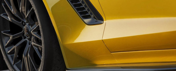 Noul Chevrolet Corvette Z06 promite 620 CP si 880 Nm. Suna bine, nu-i asa?