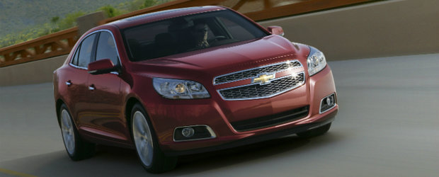 Noul Chevrolet Malibu isi serbeaza debutul european la Salonul Auto de la Frankfurt