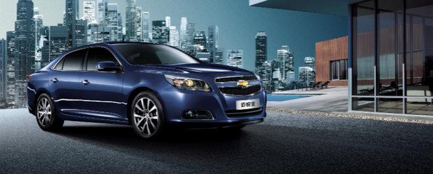 Noul Chevrolet Malibu va fi vandut pe sase continente