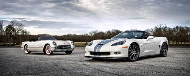 Noul Chevy Corvette 427 Convertible marcheaza sfarsitul generatiei Corvette C6