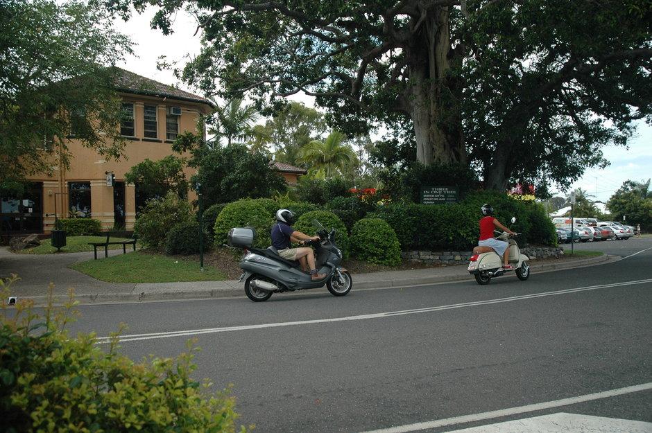 Noul Cod Rutier 2013 ii bulverseaza pe scuteristi