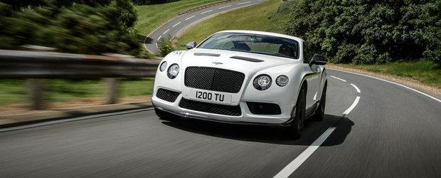 Noul Continental GT3-R se anunta cel mai rapid Bentley lansat vreodata