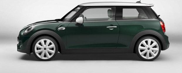 Noul Cooper SD e cel mai puternic model diesel din istoria MINI