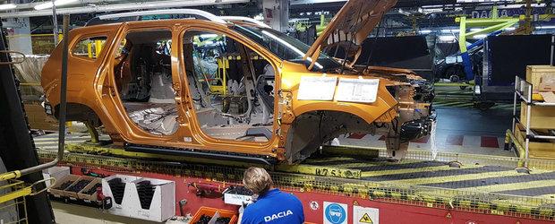 Noul coronavirus face ravagii in industria auto din Romania. Cele mai recente cifre