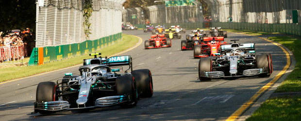 Noul coronavirus nu iarta nimic. Marele Premiu de F1 al Australiei ANULAT din cauza pandemiei de COVID-19