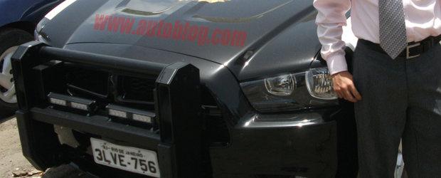 Noul Dodge Charger surprins pe platourile de filmare de la F&F 5