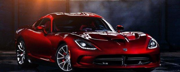 Noul Dodge SRT Viper 2013 este oficial lansat!