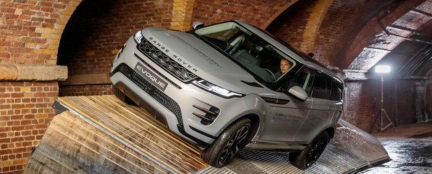 Noul EVOQUE a fost prezentat in Romania. 42.300 de euro pret de pornire pentru SUV-ul britanic