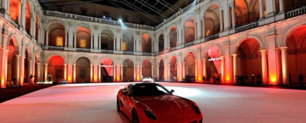 Noul Ferrari 599 GTO, dezvaluit cu mare fast in Modena