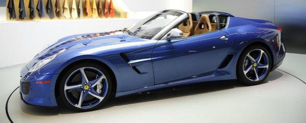 Noul Ferrari Superamerica 45 reprezinta definitia exclusivitatii