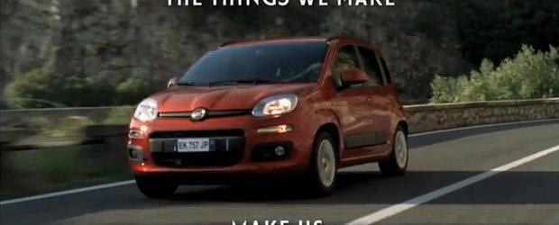 Noul Fiat Panda reprezinta acea Italie care ne place noua