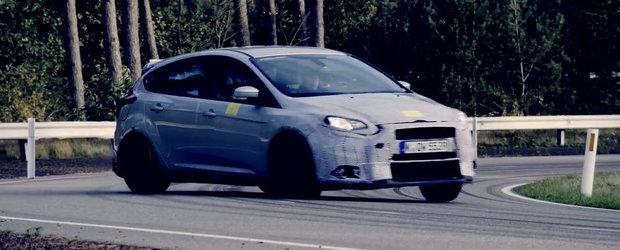 Noul Focus RS debuteaza chiar luna viitoare, anunta Ford