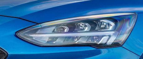 Noul Focus ST va avea cel mai mare motor dintre hot-hatch-urile cu tractiune fata. FOTO ca sa te convingi