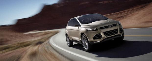 Noul Ford Escape vine la LA Auto Show 2011