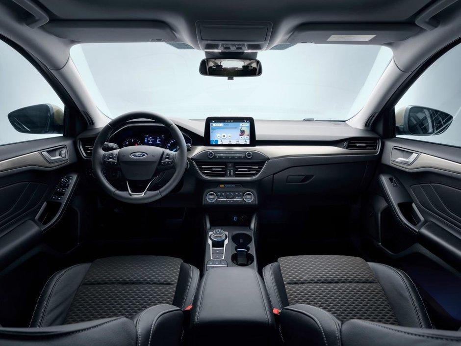 Noul Ford Focus - Primele poze