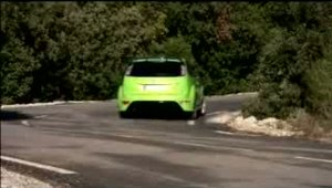 Noul Ford Focus RS in detaliu