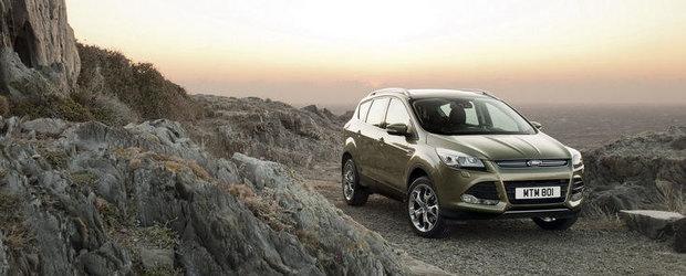Noul Ford Kuga a fost prezentat la Geneva