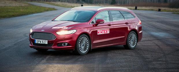 Noul Ford Mondeo cantareste mult mai mult decat declara producatorul