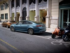 Noul Ford Mondeo Facelift
