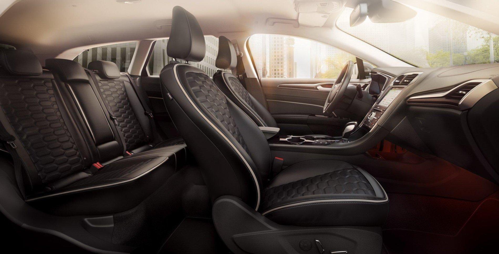 Noul Ford Mondeo Facelift - Noul Ford Mondeo Facelift