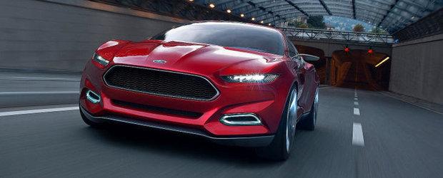 Noul Ford Mondeo va debuta in 2013