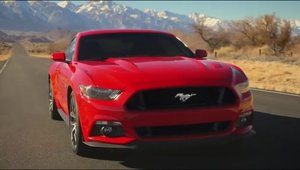 Noul Ford Mustang primeste o reclama Need for Speed