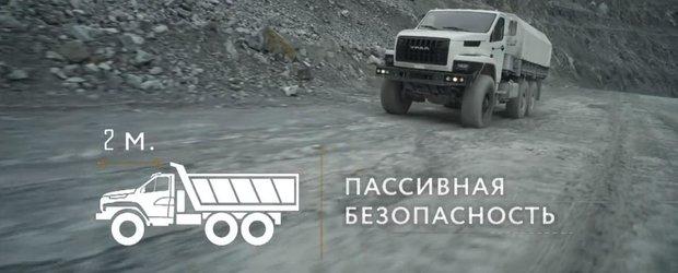 Noul GAZ Next este fara indoiala cel mai bun camion de off-road din lume