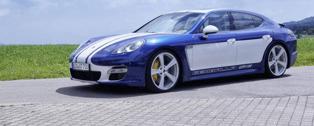 Noul Gemballa GTP 720 e un Porsche Panamera plin de surprize