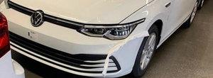 Noul GOLF 8 a ajuns mai devreme pe internet. Pozele pe care sefii VW le vor sterse imediat!