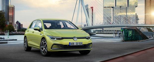 Noul GOLF 8 nu mai are nici o problema. Volkswagen a anuntat reluarea livrarilor