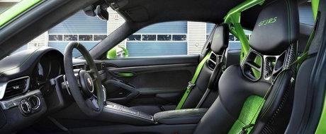Noul GT3 RS a fost scapat pe internet. Cum arata cel mai puternic Porsche, cu motor aspirat, al momentului