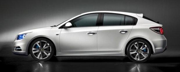 Noul hatchback este urmatorul capitol in povestea de succes a modelului Cruze