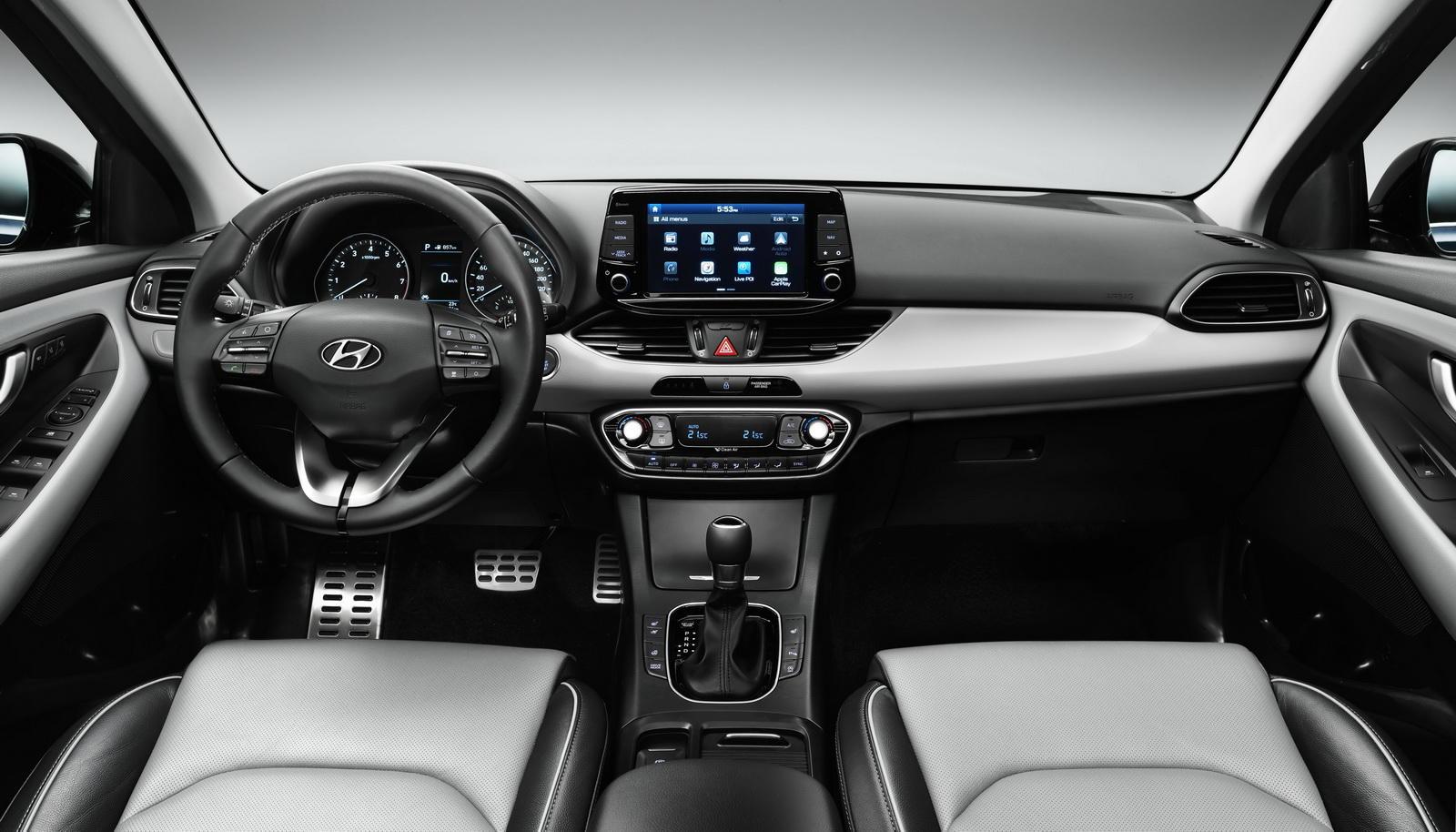 Noul Hyundai i30 - Noul Hyundai i30