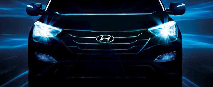 Noul Hyundai Santa Fe - Primele imagini oficiale