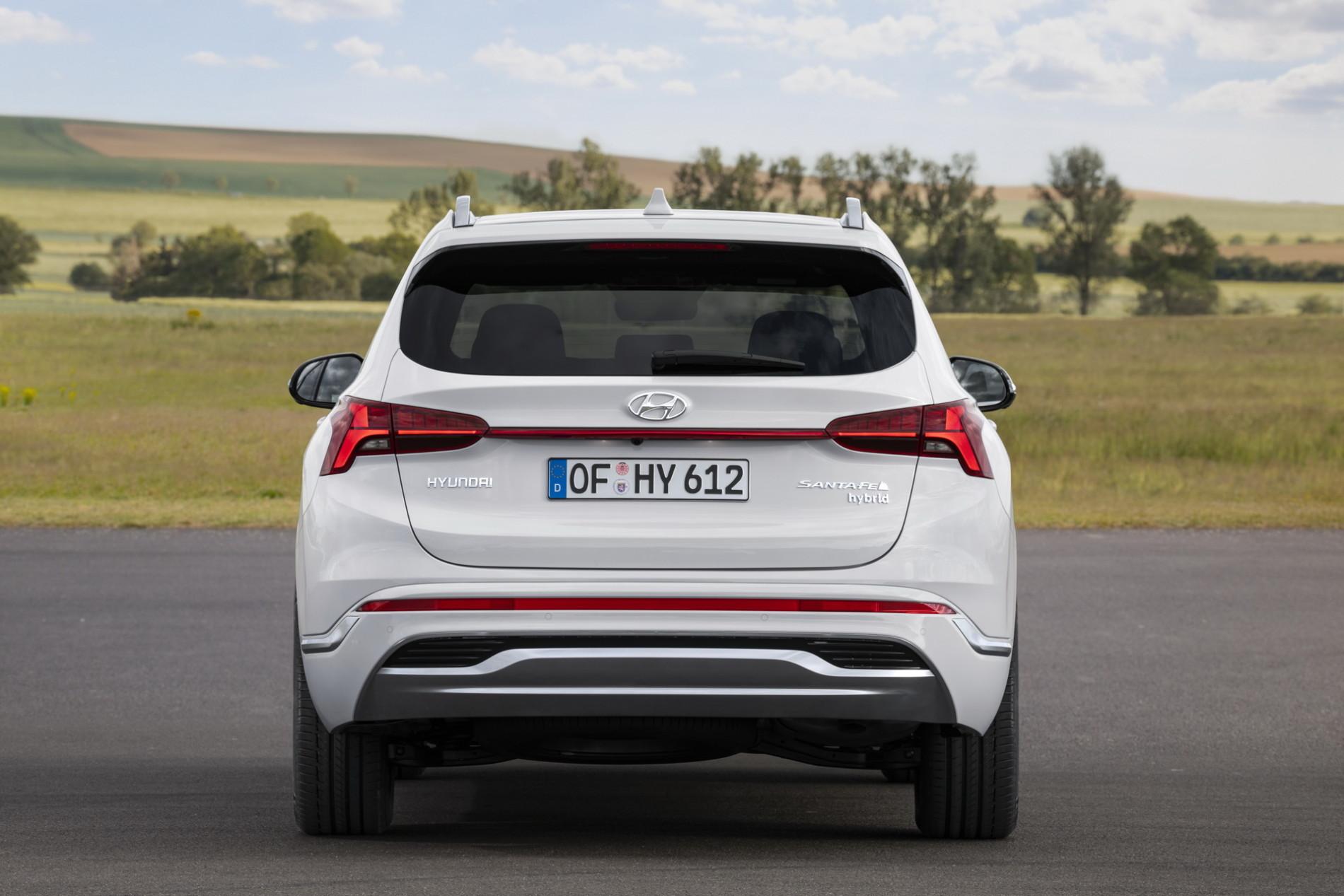 Noul Hyundai Santa Fe - Noul Hyundai Santa Fe