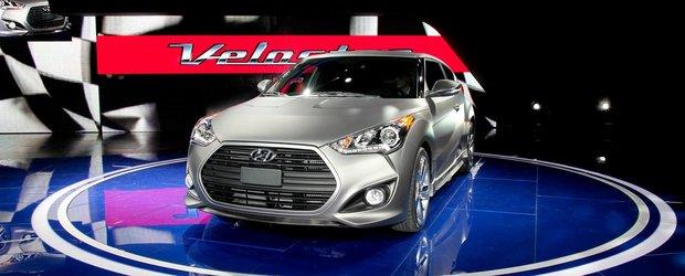 Noul Hyundai Veloster Turbo costa 21.950 dolari