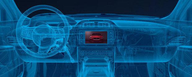 Noul Jaguar XE ne dezvaluie o mare parte din interiorul sau