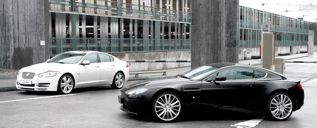 Noul Jaguar XF va consuma 4,9 la 100 km