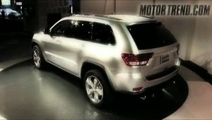 Noul Jeep Grand Cherokee iese in off-road