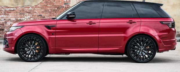 Noul Kahn Design HSE 400-LE mizeaza pe sportivitate la exterior si lux la interior