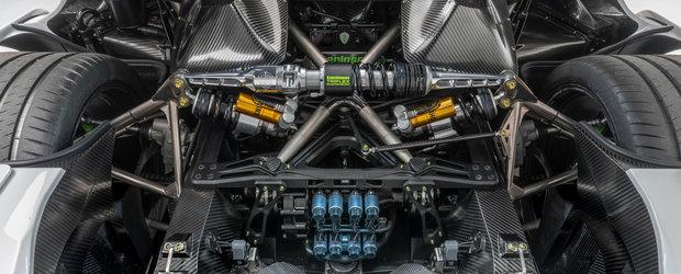 Noul Koenigsegg JESKO a fost pornit pentru prima data in fata camerei. Cum suna cei 1500 CP